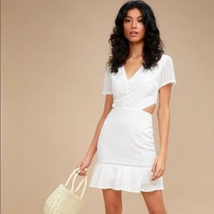 Lost + Wander Brigitte dress